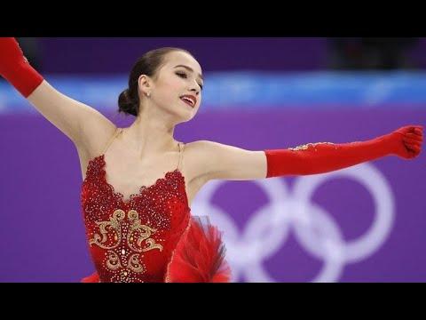 ALINA ZAGITOVA - Olympics Team Event FS (OC) | ОИ 2018 | Перевод комментариев к ПП в команднике