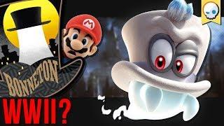 Is Super Mario Odyssey During World War II? | Mario Theory | Gnoggin