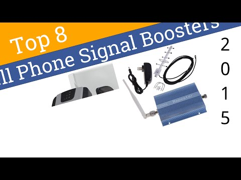 8 Best Cell Phone Signal Boosters 2015