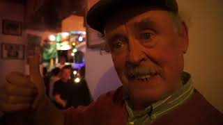 Ronan Kelly's Ireland:   Mick at JJ's, Banagher, Co  Offaly