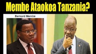 Can Membe Stop Magufuli?