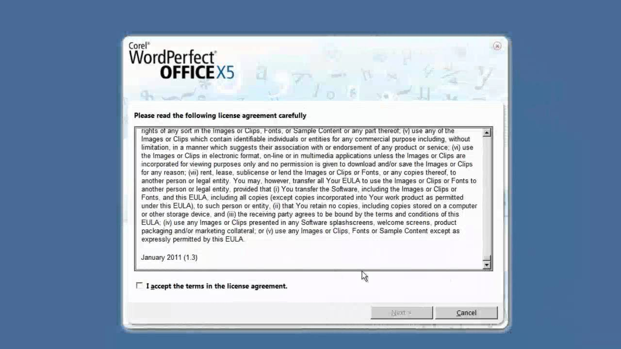 wordperfect office x6 gratuit