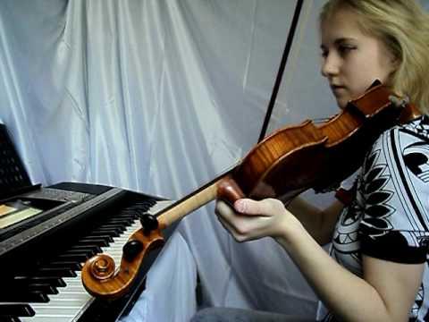 Louise Violin - Fairytale (Alexander Rybak's cover)