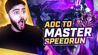 Yassuo | ADC TO MASTERS SPEEDRUN Ft. ALICOPTER [Part 1]