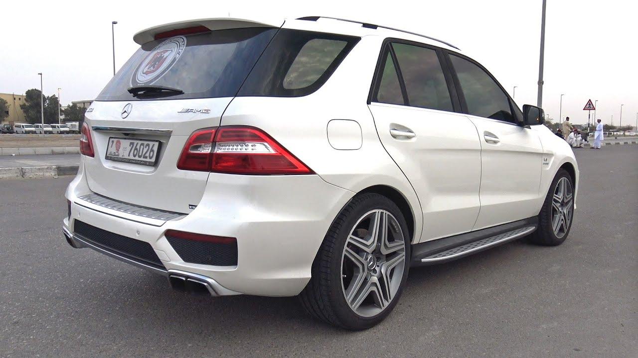900HP Mercedes-Benz ML63 AMG PP-Performance - REVS & ACCELERATIONS!