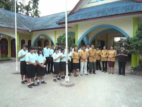 Reception of Metropolitan Nektarios at St.Sophia School in Medan