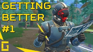 Fortnite | Getting Better #1 | Closing the Gap
