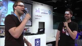 Thumbnail für GameTube goes gamescom 2015 - Wer bin ich?