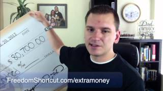 Ways To Make Extra Money From Home - $300 Per Day Easy!