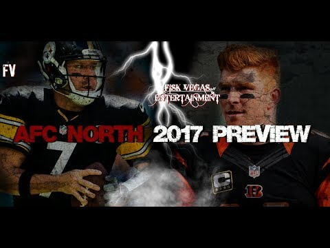 AFC North Preview: Bengals better than Steelers y'all