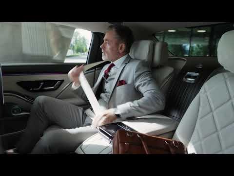 De nieuwe Mercedes-Maybach S-Klasse: wereldpremière | Trailer