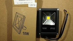 A look at some super-cheap mini 10W LED floodlights.