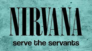 Nirvana - Serve The Servants (backing track for guitar)