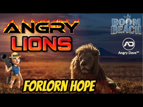 Download Angry Lions - Forlorn Hope Boom Beach