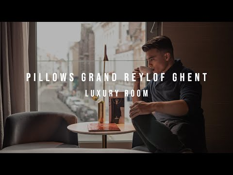 Pillows Grand Hotel Reylof Ghent | Luxury Room