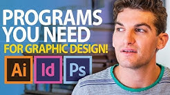 What Programs Do You Need for Graphic Design?