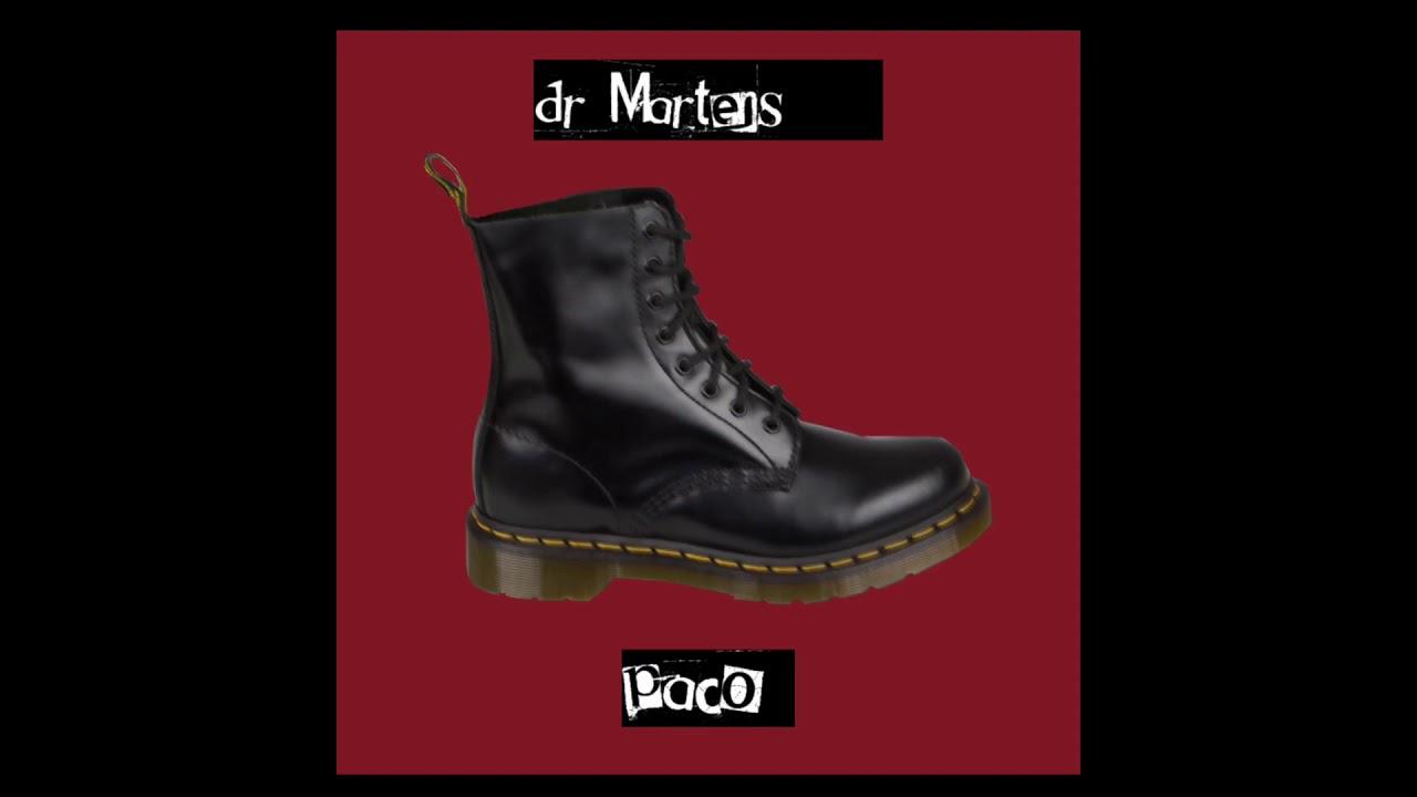 Paco dr. Martens (audio)