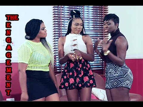 The Engagement -  Latest Ghallywood/Nollywood Movie [PREMIUM NIGERIAN MOVIE]