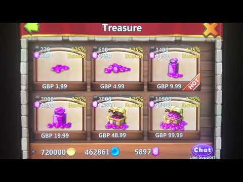 How To Get Free Gems In Castle Clash (no Verification)