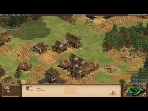 THE POWER OF THE MONGOLS (AGE OF EMPIRES 2 HD)