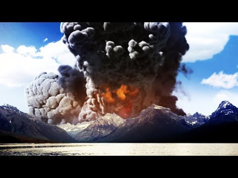 Yellowstone Supervolcano Would Cause Volcanic WINTER Bringing DEEP FREEZE! Worldwide!