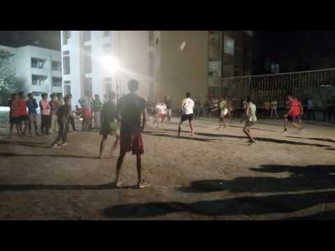 SSEC JND vs MAXI volleyball tournament