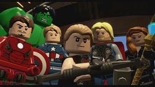 LEGO Marvel's Avengers Final Boss and Ending