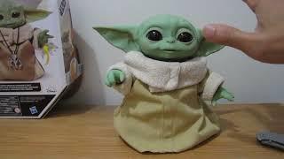 Hasbro Mandalorian The Child Animatronic Edition Original Baby Yoda