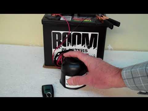 Air Horn Super Mix Sounds Car Horn Wireless