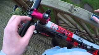 DIY Bike Phone Mount (under £8)