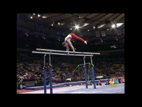 Paul Hamm - Parallel Bars - 2008 Tyson American Cup