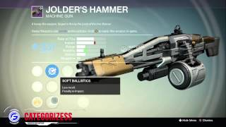 Destiny: Best Perks to use in PvP on a Heavy Machine Gun