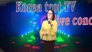 가로등 쎈치멘탈쟈니(원곡 배호)/ KT TV 라이브 콘…