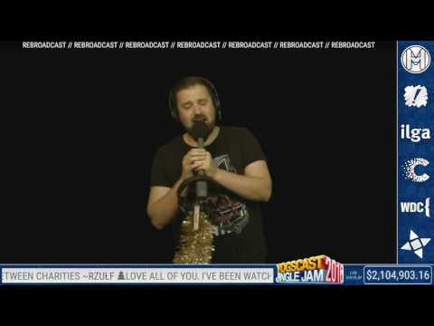 Yogscast Jingle Jam 2016: Day 20 Charaoke (Karaoke) (1080p 60FPS) (Fixed)