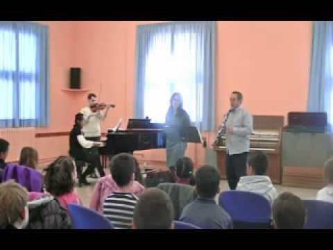 Conservatorio Municipal Elemental de Música. Bibbidi Bobbidi Boo
