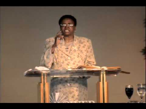 P.C.C.I. Apostle Rita J. Johnson, The Sampson Anointing.wmv