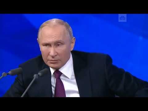 Владимир Путин о переходе на цифровое телевидение
