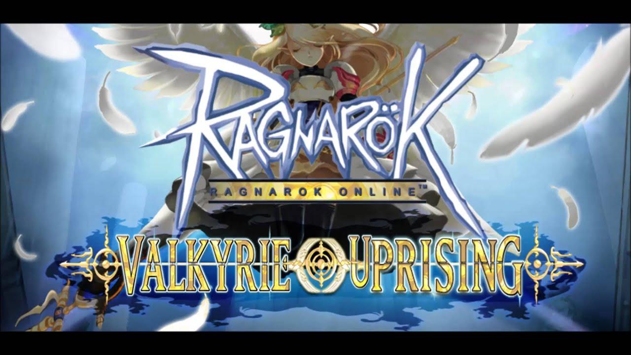 Ragnarok Online Valkyrie Uprising Bgm00 Youtube