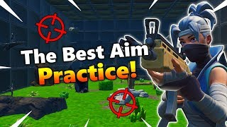 The Best Way To Practice Your Aim In Fortnite!