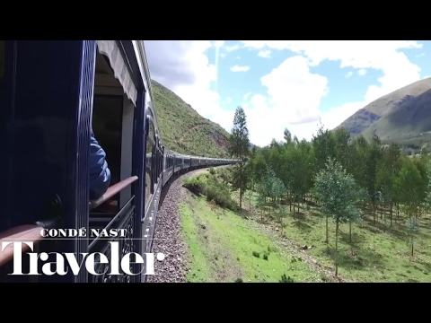 Train Ride Through the Peruvian Andes | Condé Nast Traveler