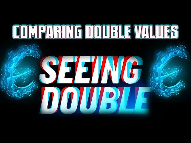 Comparing Double Values and Using The FPU Stack