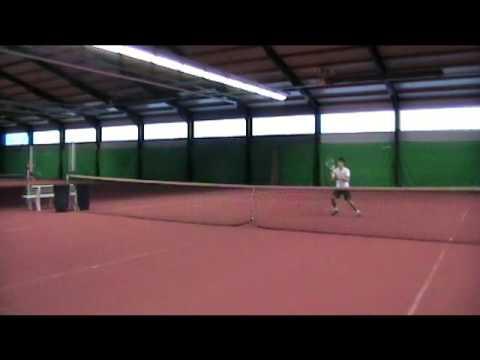 Bourse Tennis Etudes USA OverBoarder - Max Reichenberg