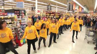 Eden Prairie Cub Foods Flash Mob