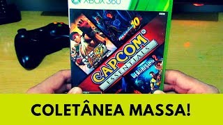 Capcom Essentials (4 in 1) - XBOX 360 Update Collection