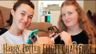 Harry Potter Emoji Challenge | Brandi Noelle