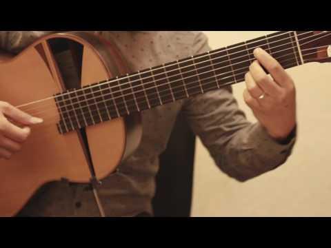 Classical Guitar Piece; Autumn Leaves (Bossa nova)
