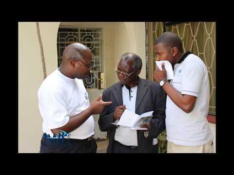 In Loving memory of Rev Geoffrey Wainaina