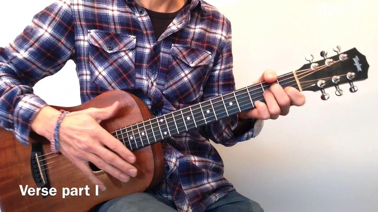 How to Play Hallelujah by Leonard Cohen / Jeff Buckley ...