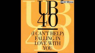UB40 - (I Can't Help) Falling In Love With You [Ultrasound Extended Remix]