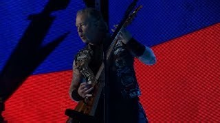Metallica - Live @ Moscow 21.07.2019 (Full Show)